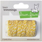 LEMON SINGLE CORD Hemp Twine from Lawn Fawn