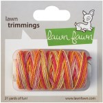 PINK LEMONADE SINGLE CORD Hemp Twine from Lawn Fawn