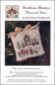 Farmhouse Christmas Series - PINEWOOD FARM Cross Stitch Pattern by Little House Needleworks