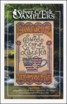 SWEET LIBER-TEA Cross Stitch Pattern by Silver Creek Samplers