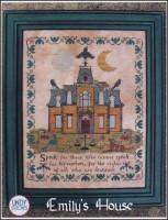 EMILY'S HOUSE Cross Stitch Pattern by Lindy Stitches