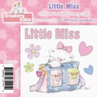 LITTLE MISS Strawberry Kisses Collection from Crafter's Companion