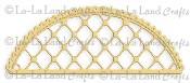 LATTICE DOILY BORDER DIE from La La Land