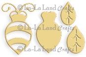 BUILD-A-BEE DIE from La La Land Crafts