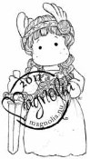 VIKING TILDA Rubber Stamp Princes & Princesses Collection from Magnolia