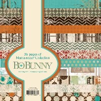 MAMA-RAZZI2 Paper Pad 6x6 Mama-Razzi2 Collection from Bo Bunny