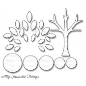 New! DIE-NAMICS OUT ON A LIMB DIE SET Lisa Lohnson Designs Collection from My Favorite Things MFT Stamps