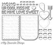 **PREORDER** DIE-NAMICS TAG BUILDER BLUEPRINTS 3 DIE SET from My Favorite Things MFT Stamps