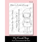 ELF GIRL Clear Stamp Set Pure Innocence Collection from My Favorite Things MFT Stamps