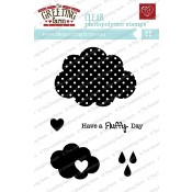 MINI CLOUDS Clear Stamp Set from The Greeting Farm