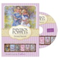 PAINTBOX POPPETS INTERACTIVE PAPERCRAFTING CD-ROM from Crafter's Companion