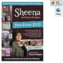 Sheena Douglass PAINT FUSHION INSTRUCTIONAL DVD from Crafter's Companion