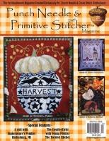 Punch Needle & Primitive Stitcher Magazine - FALL 2020 - Issue
