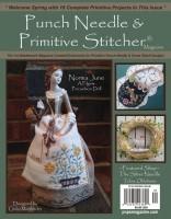 Punch Needle & Primitive Stitcher Magazine - SPRING 2016 - Issue