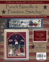 Punch Needle & Primitive Stitcher Magazine - SUMMER 2017 - Issue