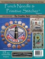 Punch Needle & Primitive Stitcher Magazine - SUMMER 2018 - Issue
