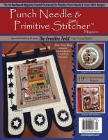 Punch Needle & Primitive Stitcher Magazine - SUMMER 2019 - Issue
