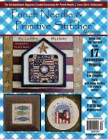 Punch Needle & Primitive Stitcher Magazine - SUMMER 2020 - Issue