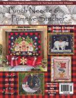 Punch Needle & Primitive Stitcher Magazine - CHRISTMAS WINTER 2020 - Mega Issue