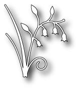 FAIRY FLOWER Die from Poppystamps