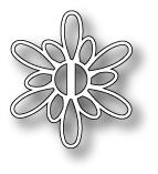 TILDA BUCKLE DIE from Poppystamps