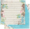 PRAIRIE CHIC 12x12 Scrapbook Paper Prairie Chic Collection from Bo Bunny