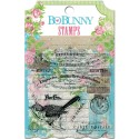 PRAIRIE CHIC Clear Stamp Set Prairie Chic Collection from Bo Bunny