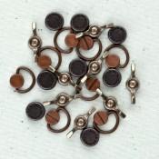 HANDLES AND TURNS Junkyard Findings Metal Embellishments from Prima Marketing