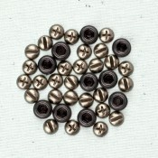 SCREW HEADS Junkyard Findings Metal Embellishments from Prima Marketing