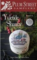 YULETIDE SHANTY Cross Stitch Pattern from Plum Street Samplers