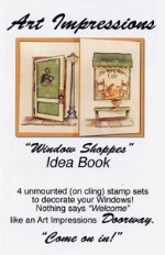 WINDOW SHOPPES IDEA BOOK from Art Impressions
