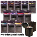 Spectrum Noir Alcohol Markers ALL 12 SETS plus TWO FREE GIFTS from Crafter's Companion