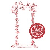 SPRING SWING Rubber Stamp from Make It Crafty
