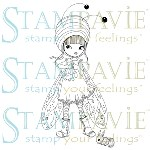 LILOU ABEILLE Clear Stamp Anne Cresci Collection from Stampavie