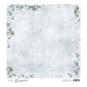 SUMMER BIRDS WITH STRIPES 12x12 Heavyweight Cardstock Animal of the Year Collection from Magnolia