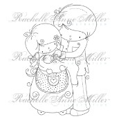 BUNDLE OF JOY Clear Stamp from Rachelle Anne Miller