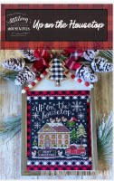 UP ON THE HOUSETOP Cross Stitch Chart from Stitching With The Housewives