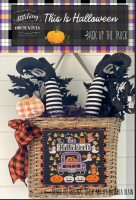 Back Up the Truck Series THIS IS HALLOWEEN Cross Stitch Chart from Stitching With the Housewives