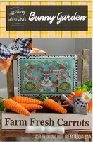 BUNNY GARDEN Cross Stitch Chart from Stitching With The Housewives