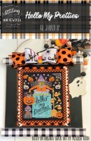 All Jarred Up Series HELLO MY PRETTIES Cross Stitch Chart from Stitching With The Housewives