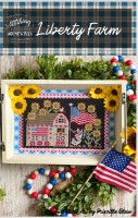 LIBERTY FARM Cross Stitch Chart from Stitching With The Housewives