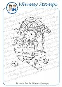 WYANET - BEAUTIFUL Rubber Stamp Wee Stamps Collection from Whimsy Stamps