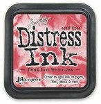 Tim Holtz Distress Ink Pad FESTIVE BERRIES from Ranger