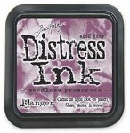 Tim Holtz Distress Ink Pads SEEDLESS PRESERVES from Ranger