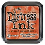 Tim Holtz Distress Ink Pad SPICED MARMALADE from Ranger