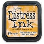 Tim Holtz Distress Ink Pad WILD HONEY from Ranger
