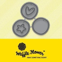 TINY TRIO Metal Die Set from Waffle Flower Crafts