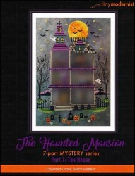 The Haunted Mansion Mystery Series - PART 1 THE HOUSE from Tiny Modernist