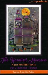 The Haunted Mansion Mystery Series - PART 2 ROOM 1 DRACULA from Tiny Modernist