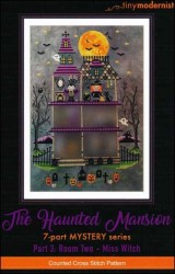 The Haunted Mansion Mystery Series - PART 3 ROOM 2 MISS WITCH from Tiny Modernist